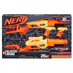 Nerf Nerf Alpha Strike Lynx in Stinger set