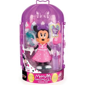 Figura Minnie Fashion Fun